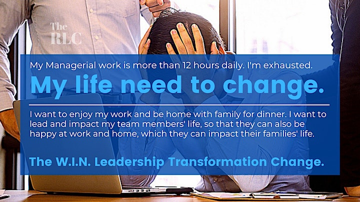 The Sure-W.I.N. Leadership Transformation for Everyday Managers image