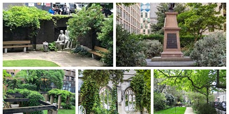 WALKING TOUR - Secret Gardens of the City of London tickets
