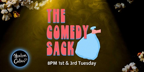The Comedy Sack tickets
