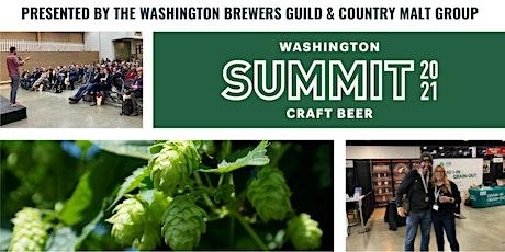 2021 WA Craft Beer Summit tickets