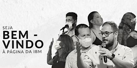 Culto Presencial IBM ingressos