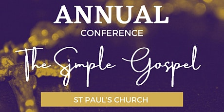 Believers in Recovery Annual Conference tickets