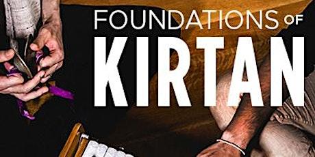 Foundations of Kirtan tickets