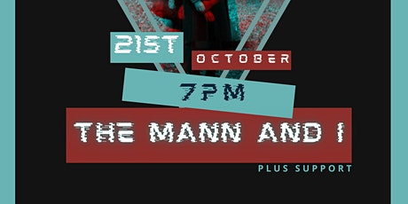 The Mann & I at The REC Rooms (Plus Support) tickets