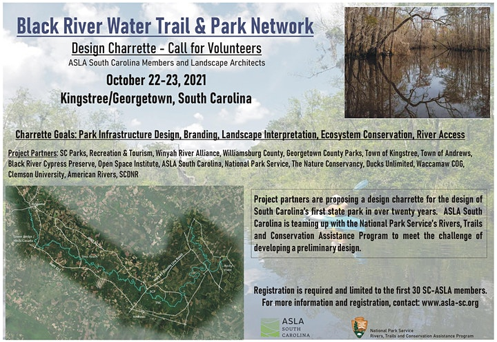 Black River Design Charrette with NPS/RTCA image