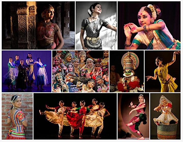 Erasing Borders Dance Festival 2021 image