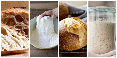 Make your own Sourdough - Cooking Class tickets