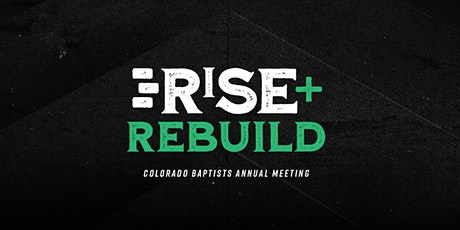 Colorado Baptists Annual Meeting 2021 tickets