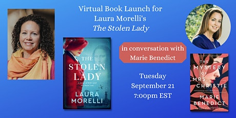 Laura Morelli in Conversation with Marie Benedict tickets