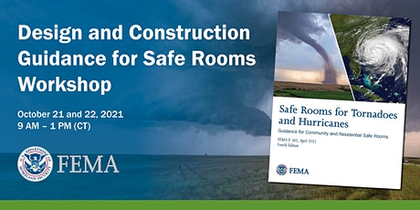 Design and Construction Guidance for Safe Rooms Workshop biglietti