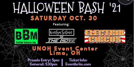 Brother Believe Me Halloween Bash 2021 tickets