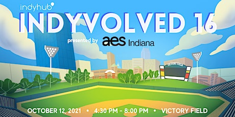 IndyVolved 16 | Attendee Registration tickets