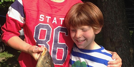 Beginner's Fishing for kids at  Bartley Mill Farm with our Ranger, Matt tickets