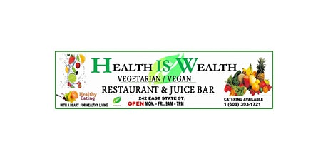 2nd Annual #HealthisWealth50 tickets