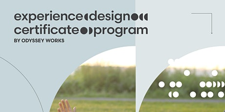 Info Session - Experience Design Certificate Program tickets
