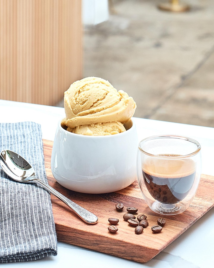 Coffee for the Sweet Tooth: Pumpkin Affogato and Oat Shake image