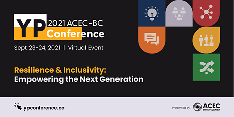 2021 ACEC-BC Young Professionals Conference tickets