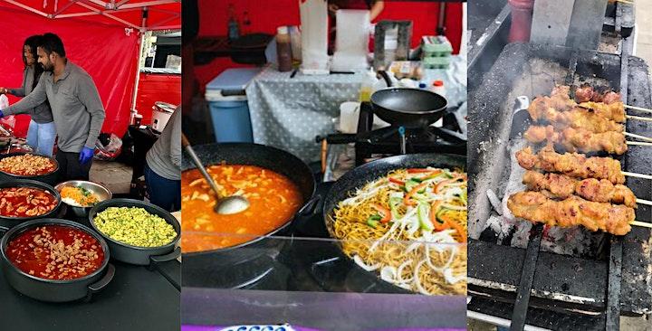 Cheltenham Asian Food Market Summer 2021 image