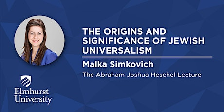 The Origins and Significance of Jewish Universalism tickets
