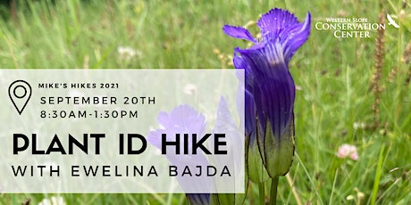 Plant ID Hike to Interocean Pass tickets