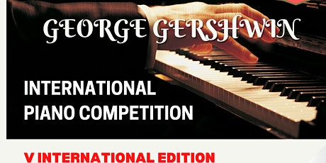 Gershwin Music Competition - Opening Night Concert tickets