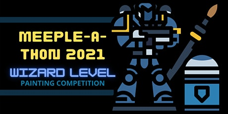 Wizard Level Painting Competition tickets