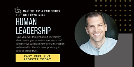 The Second Trait of Human Leadership - Humble tickets