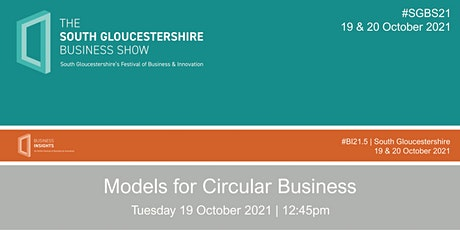 Models for Circular Business tickets