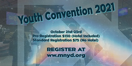 MN Youth Convention 2021 tickets