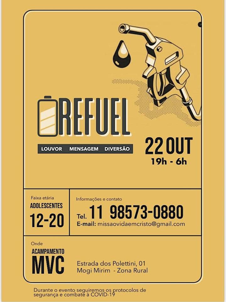 Imagem do evento Refuel