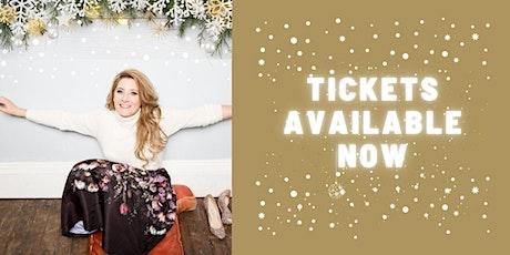Helen Jane Long live Christmas Show 2021 tickets