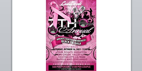 Lady Boyd's Breast Cancer Awareness Black Tie Gala tickets