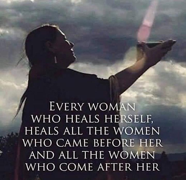Mind Body and Soul Treatments -  Female Healing Circle image
