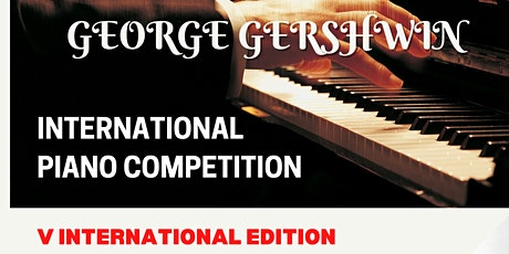 V Gershwin Piano Competition - Masterclasses by Olga Kern, Jerome Lowenthal tickets
