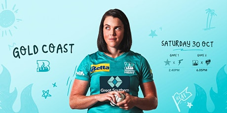 WBBL Gold Coast Day 1 tickets