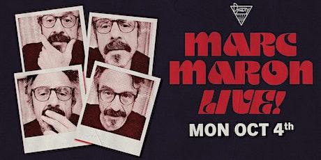 Marc Maron! tickets