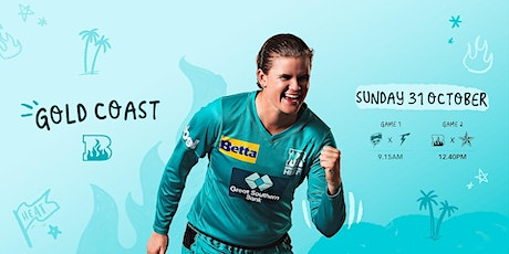 WBBL Gold Coast Day 2 tickets