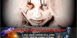 Haunted Spooktacular 23rd to 31st OCT