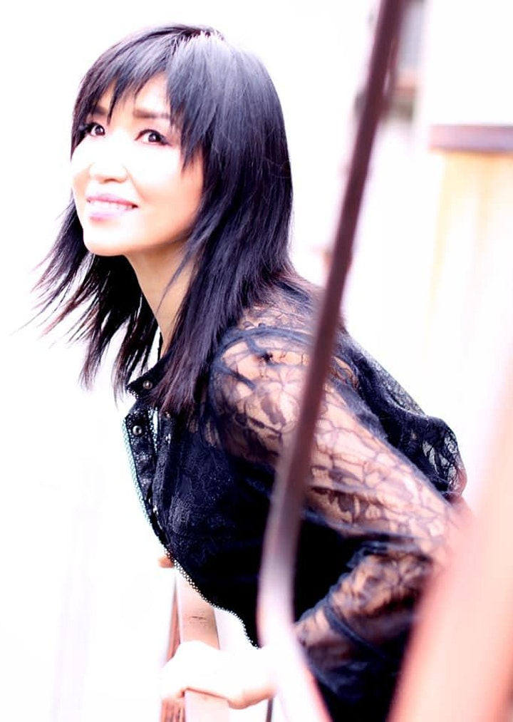 KEIKO MATSUI and the Gerald Veasley Band image