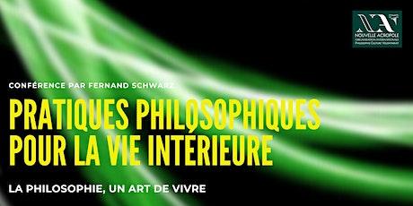 Journée mondiale de la Philosophie billets
