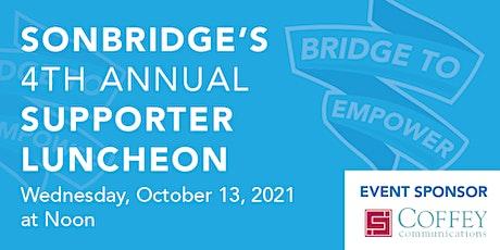 2021 Bridge to Empower—SonBridge's 4th Annual Supporter Luncheon tickets