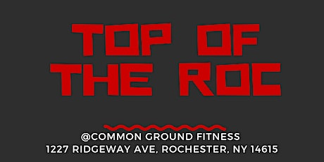 Top of the Roc tickets