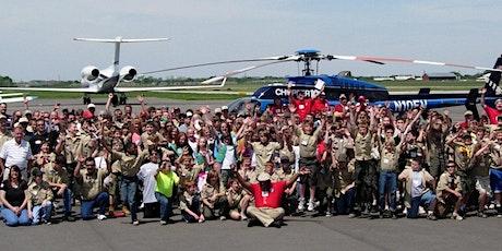 Youth Aviation Adventure - Aviation Merit Badge - Columbus - Fall 2021 tickets
