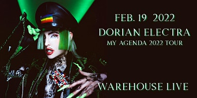 Dorian Electra:My Agenda World Tour