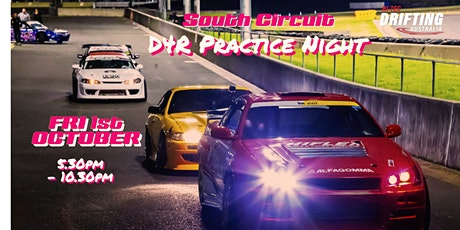 HTDA Friday Night South Circuit - D4R Practice Night tickets
