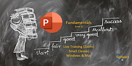 PowerPoint Fundamentals Live (for Newbies) tickets