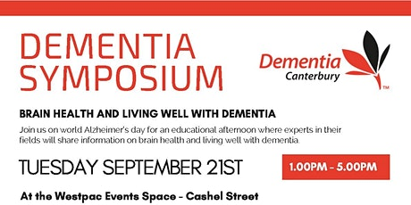 Dementia Symposium tickets