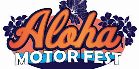 Aloha Motor Fest tickets