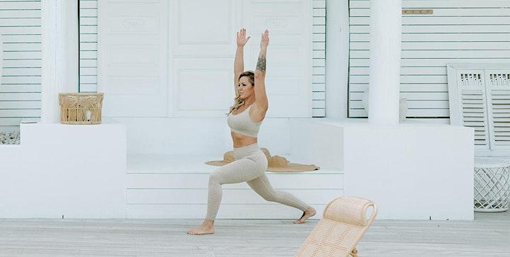Saturday Online Yoga Flow image