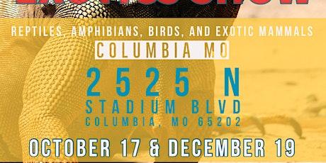 Show Me Reptile & Exotics Show (Columbia, MO) tickets